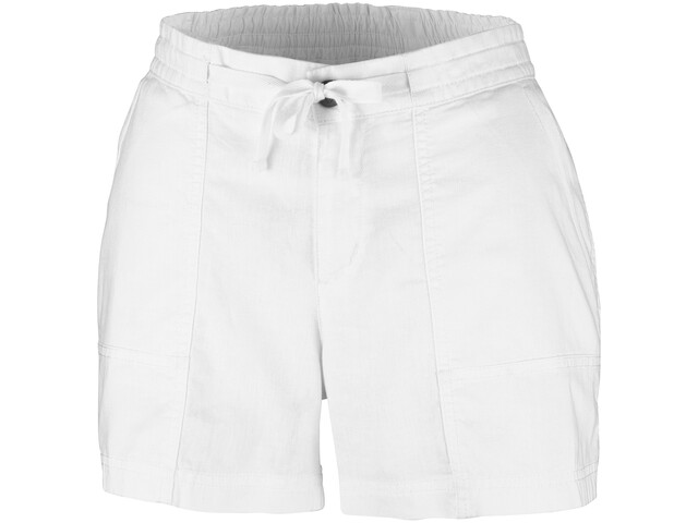Columbia Summer Time Shorts Damen white